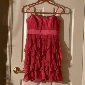 NWT pink party Dress